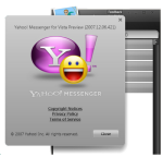 Login Yahoo Messengger 10